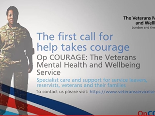 NHS Armed Forces Community Information update for the week ending the 9th April 2021.